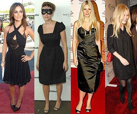Vestidito negro Coco Chanel
