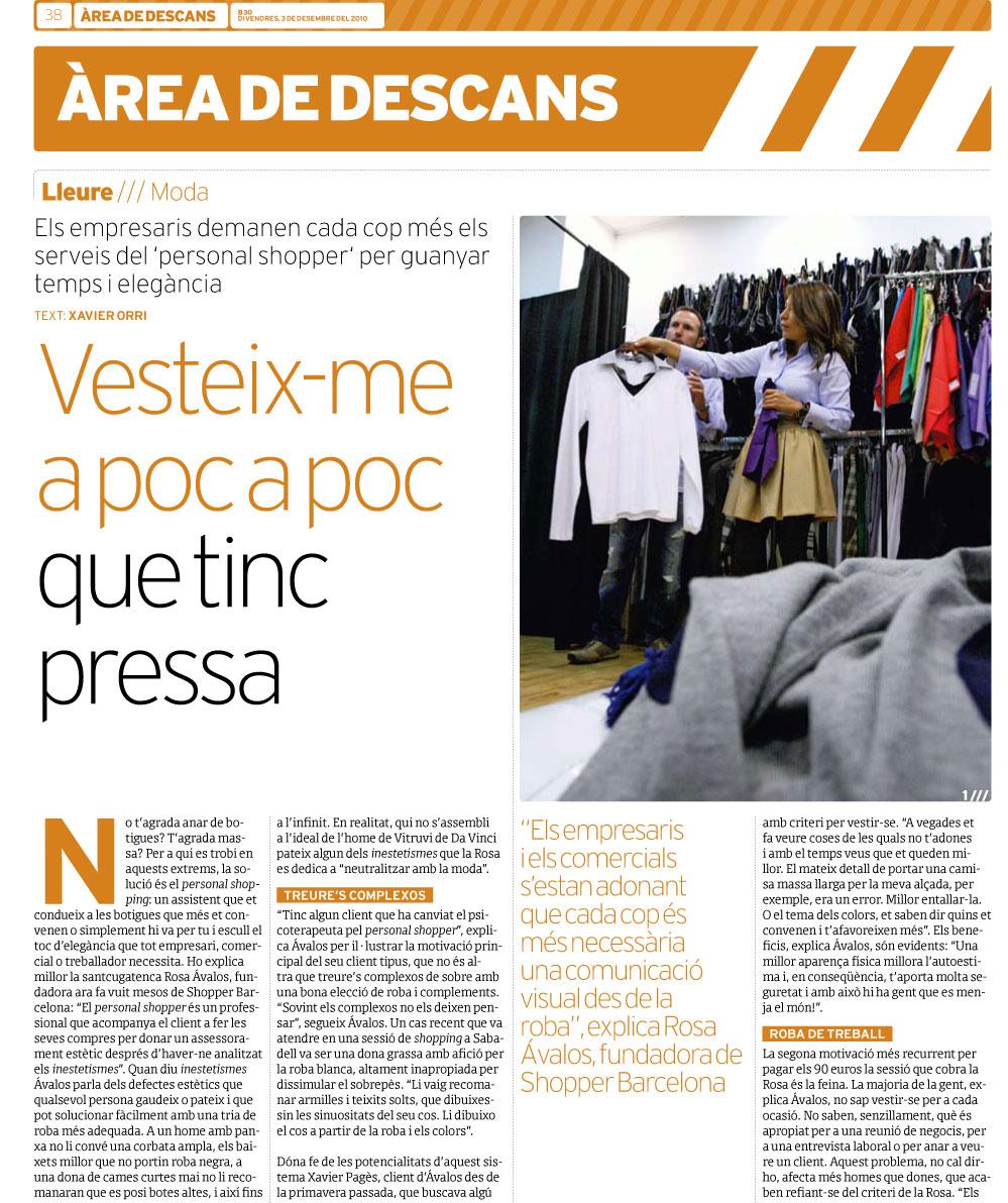 Entrevista a shopper barcelona en diari b30 - Personal shopper blog ...