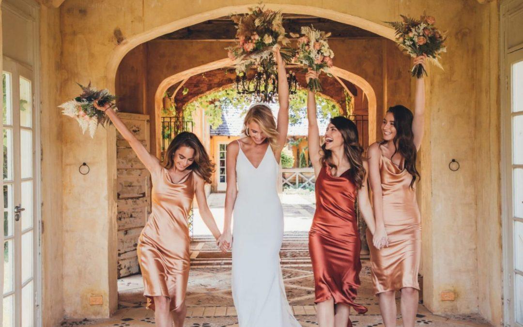 Marcas de vestidos de novia